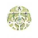 Kastélykertek #4 - Keszeg Ágnes print - A5