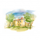 CSILLAG ISTVÁN képeslap - gyalui Rákoczi-Bánffy-kastély