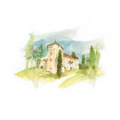 CSILLAG ISTVÁN képeslap - marosvécsi Kemény-kastély