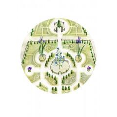 Kastélykertek #4 - Keszeg Ágnes -  print A4