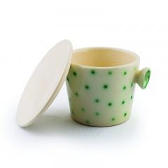 CONDENS kávéscsésze és tányér