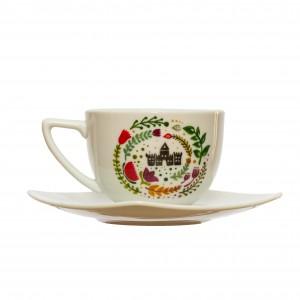 FLORA kávéscsésze #1