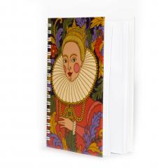 ÚRHÖLGYEK füzet -Habsburg Mária Krisztina